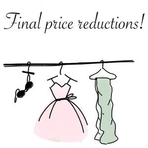 Shop my final reduced prices sale. Most $8-$15!